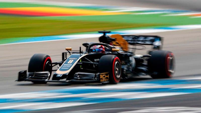 Grosjean saldrá 6º con la urgencia de revalorizarse