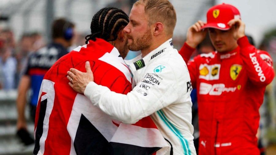 Hamilton sigue haciendo historia: sexta victoria en el Gran Premio de su país