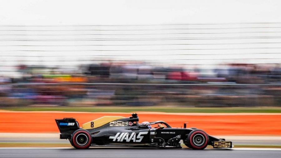 Haas quiere revertir su mala situación empezando en Hockenheim