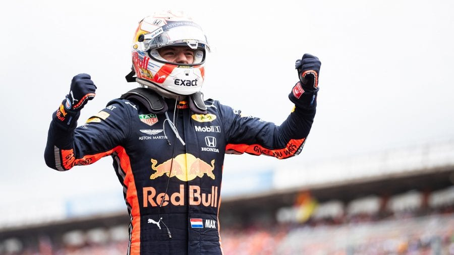 Verstappen doma las aguas y Gasly no acaba la carrera