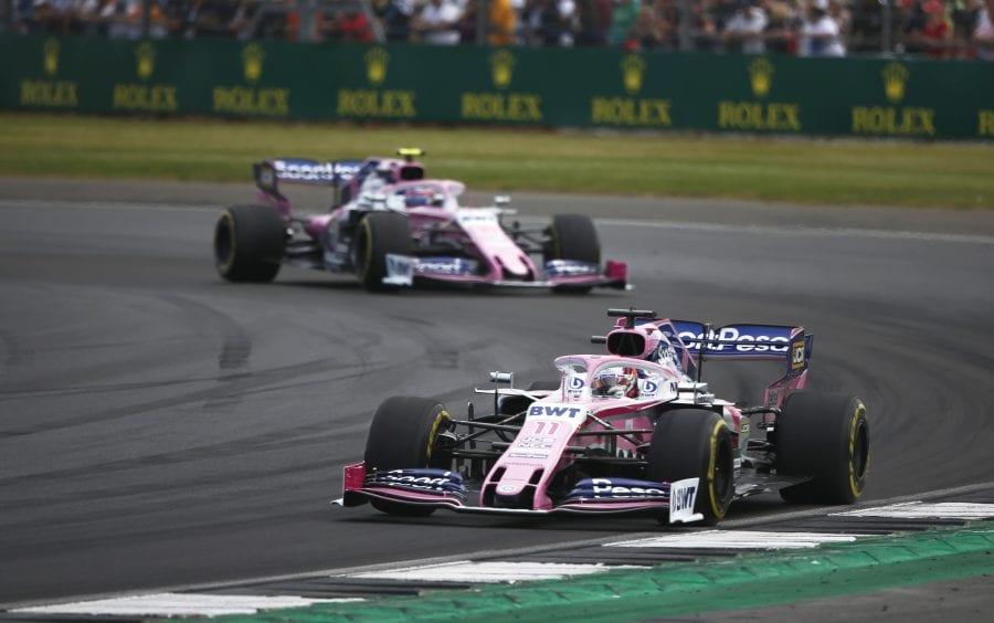 Tercer gran premio consecutivo sin puntos para Racing Point