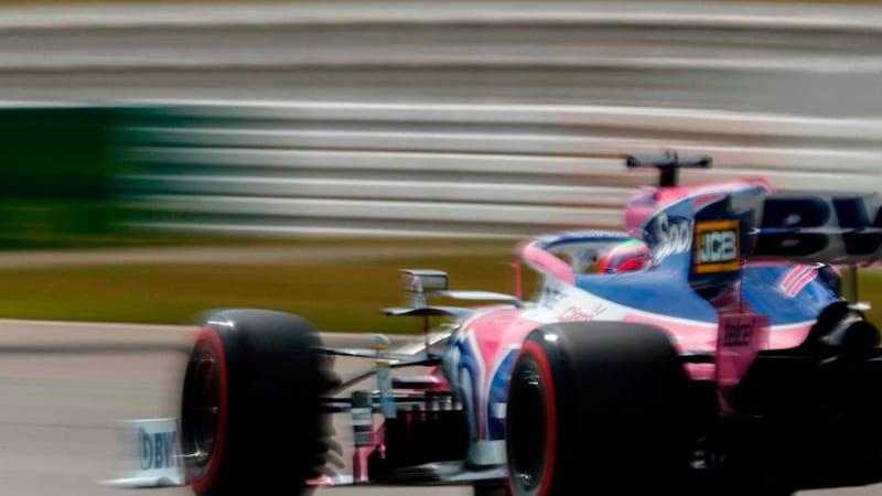 Racing Point escala un nivel y Stroll pasa de la Q1