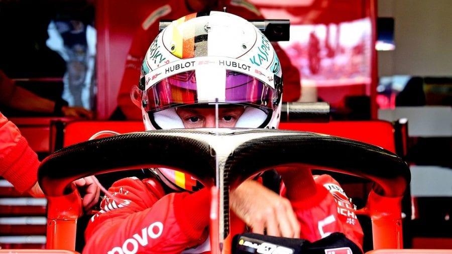 Vettel reconoce su error: