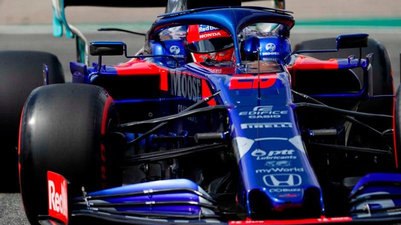 Toro Rosso se aferra a la lluvia para poder luchar