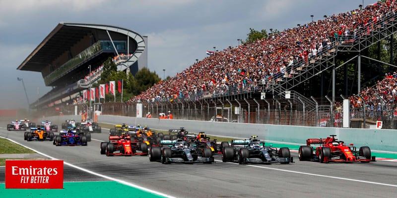 Ya es oficial: habrá Gran Premio de España en el 2020