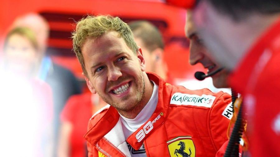 Nos cae mal Vettel... y de ahí la polémica