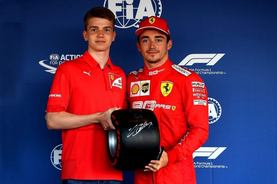 Ferrari busca en Sochi su cuarta victoria consecutiva
