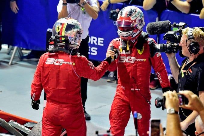 Ferrari quiere prolongar su buen momento en Sochi
