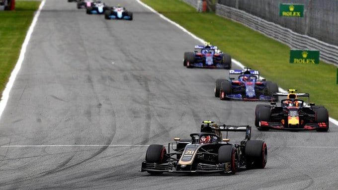 Haas vuelve a decepcionar y se marcha de vacío de Monza
