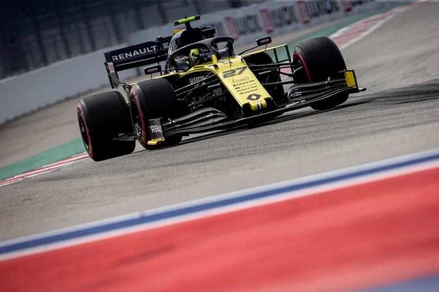 Renault mete a sus dos coches en Q3 en Rusia