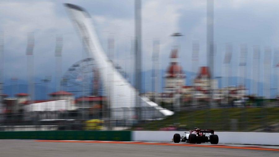 Un error deja a Räikkönen en Q1