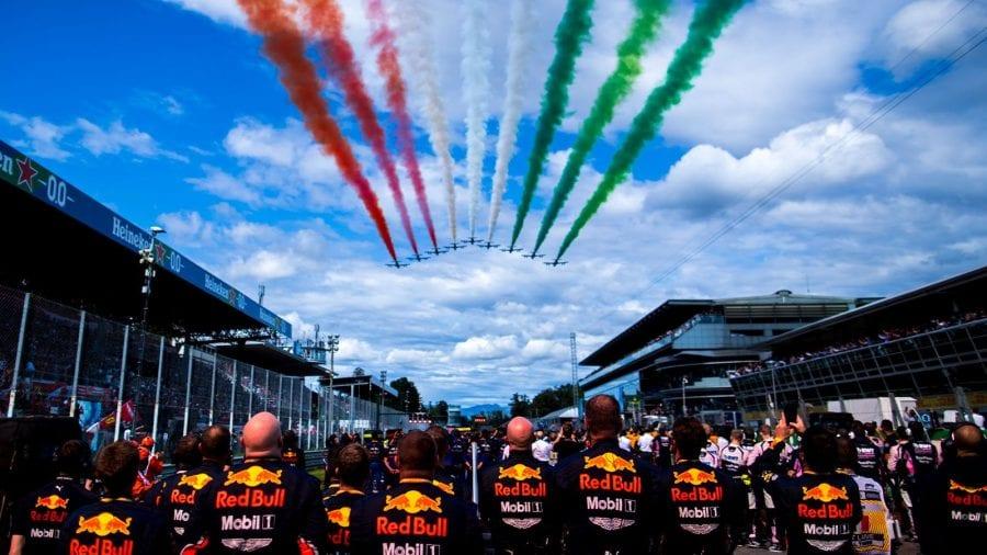 Verstappen salva los muebles en Monza