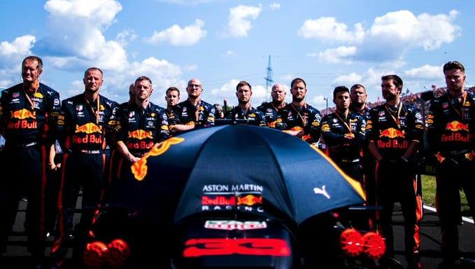 Red Bull, con el objetivo de volver al podio en Singapur