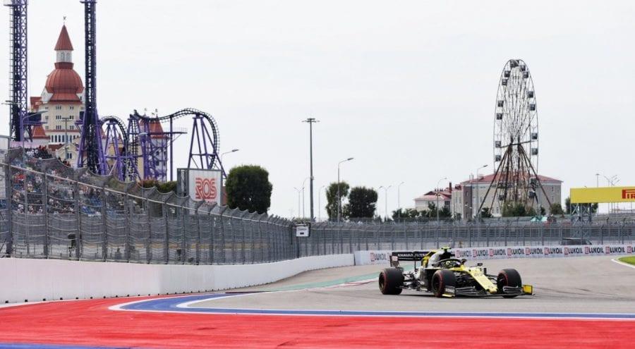 Renault oposita a ser el mejor equipo del resto en Rusia