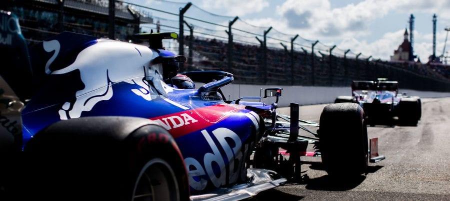 Toro Rosso se marcha de Rusia sin puntuar