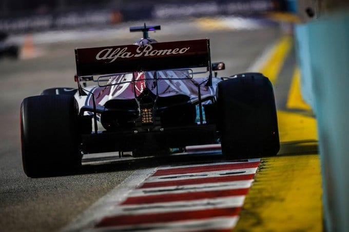 Alfa Romeo apela al ritmo y a la estrategia para puntuar en Singapur