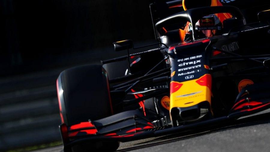 A Red Bull le toca remontar en Rusia