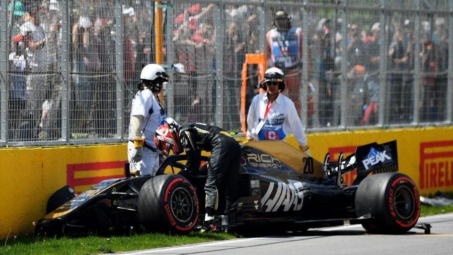 ¿Con qué nuevo lío nos sorprenderá Haas este fin de semana?