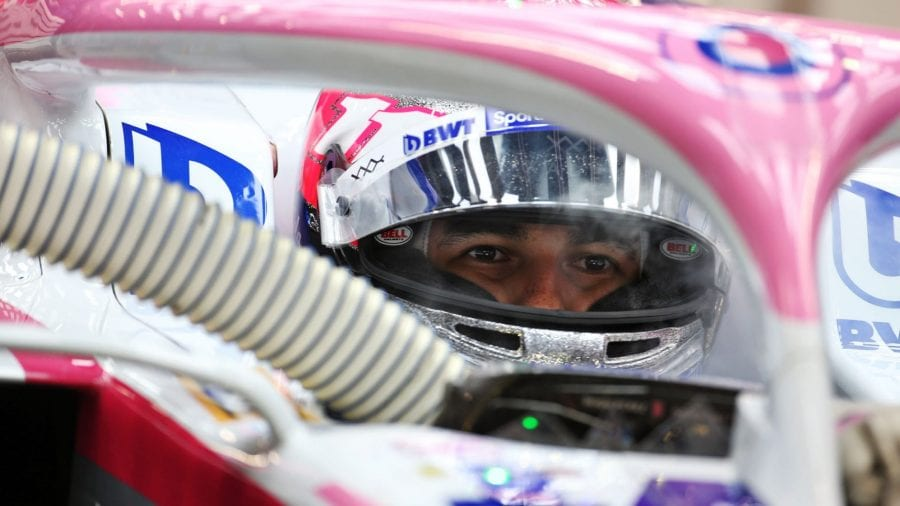 Los Racing Point no cumplen las expectativas y se quedan fuera de la Q3