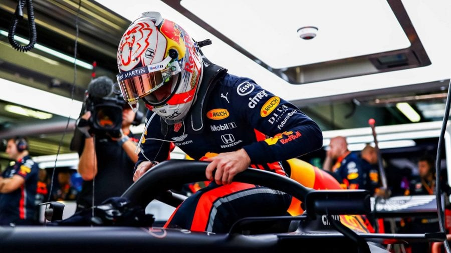 """Max Verstappen: """"La cuarta posición es el mejor resultado que podríamos haber conseguido"""""""