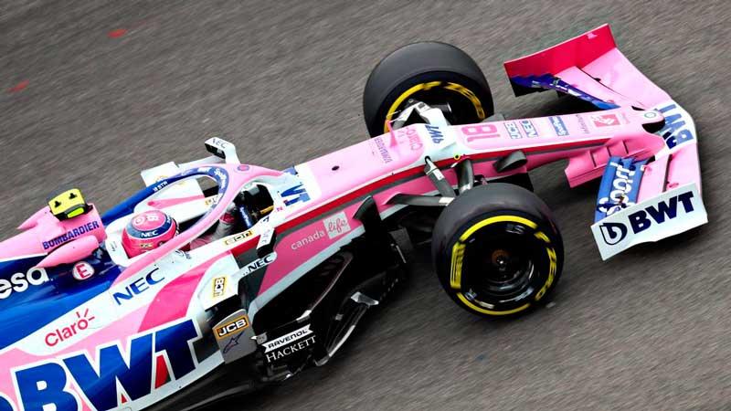 aston martin racing point