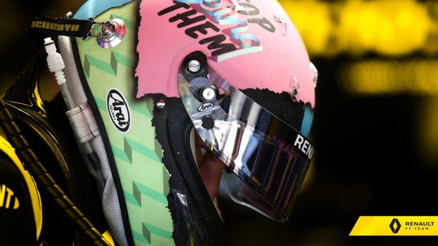 Renault espera recuperarse en Monza