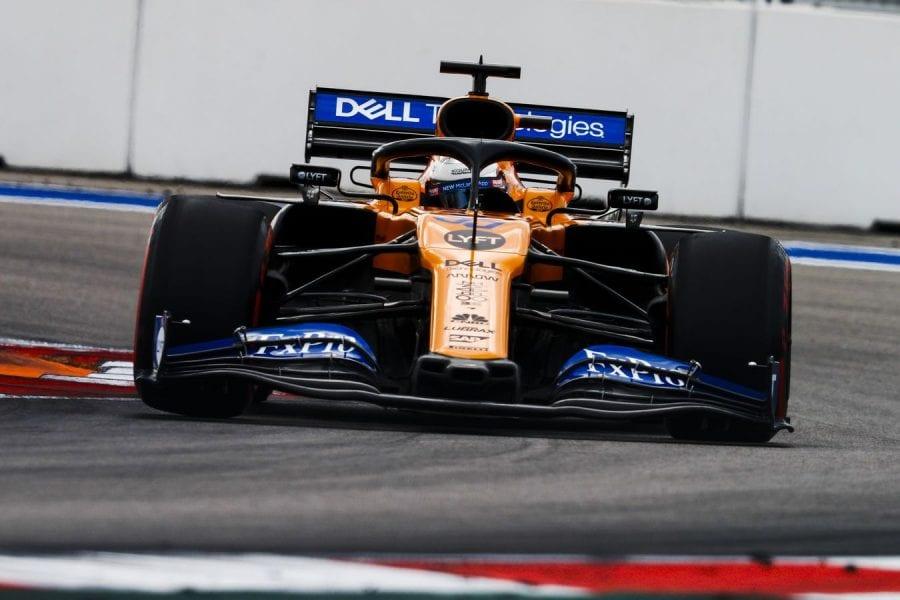 McLaren se lleva 12 puntos de Sochi