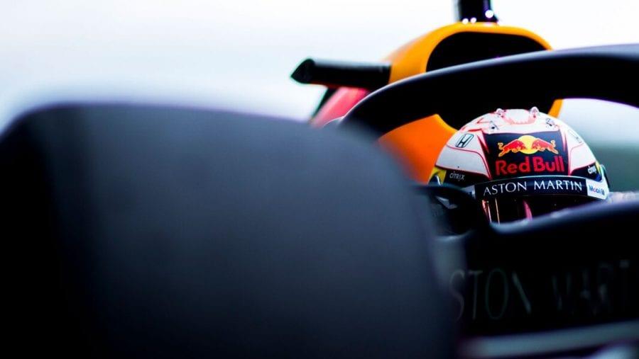Red Bull quiere volver al podio en la casa de Honda