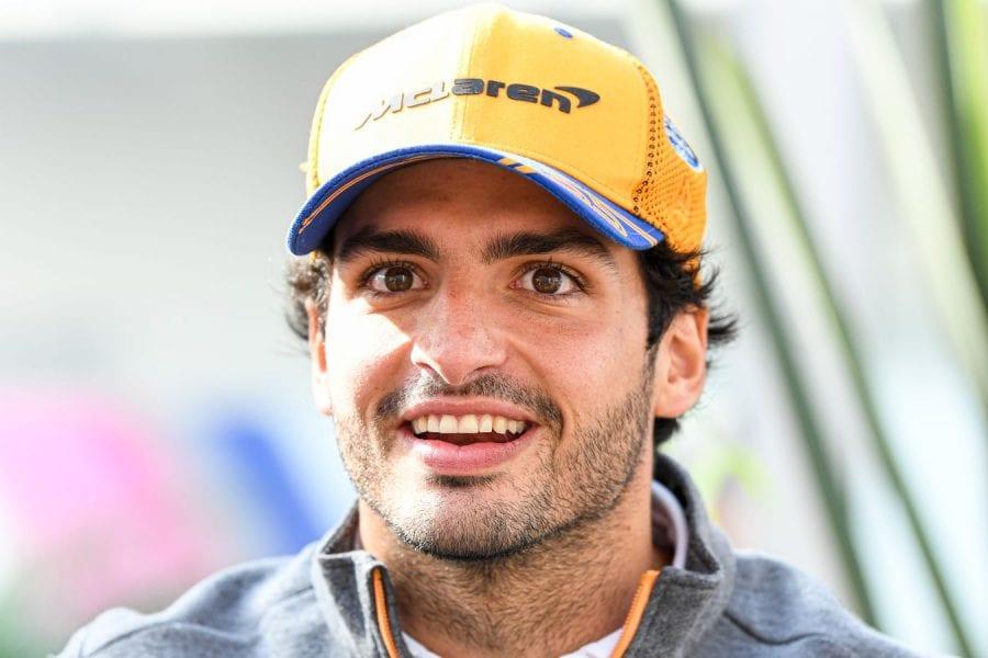 Sainz cumple 100 carreras en Fórmula 1