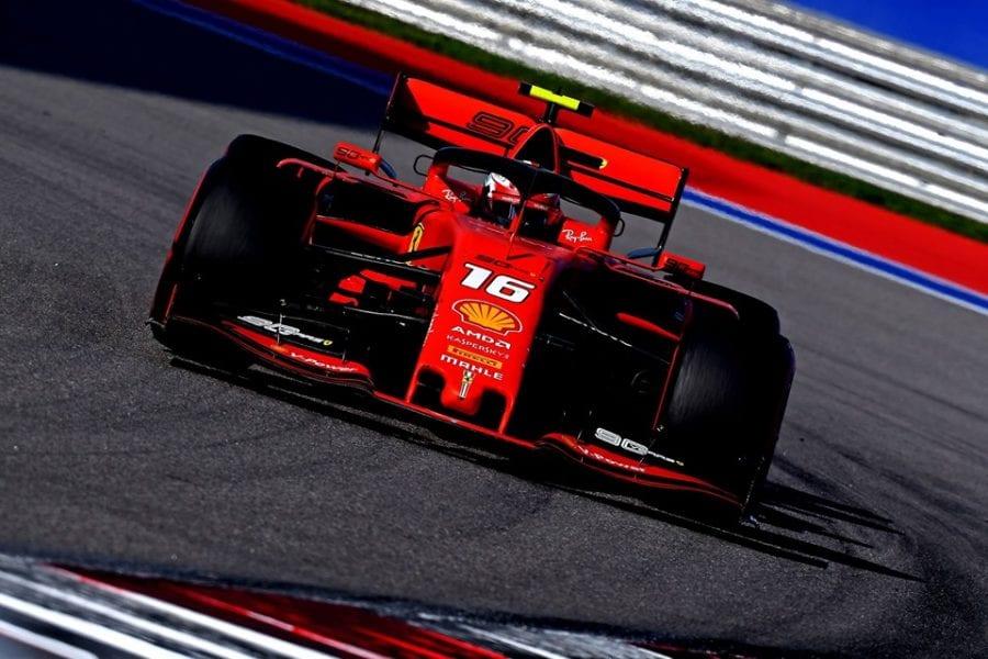 Tras la debacle de Rusia, Ferrari buscará de nuevo la victoria en Japón