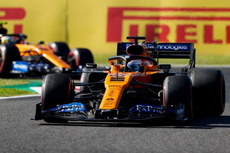 Carlos Sainz brilla y consigue un 5º puesto magistral