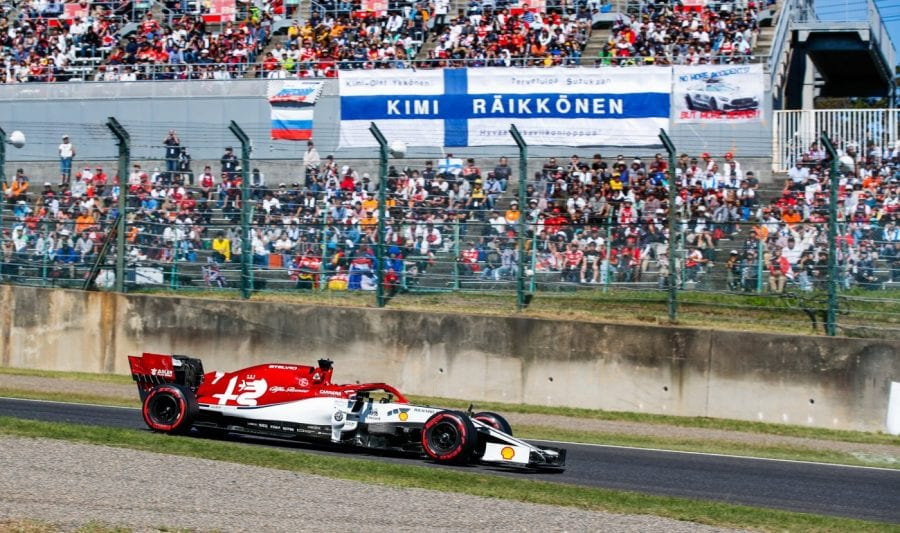 Alfa Romeo se va sin puntos de Suzuka