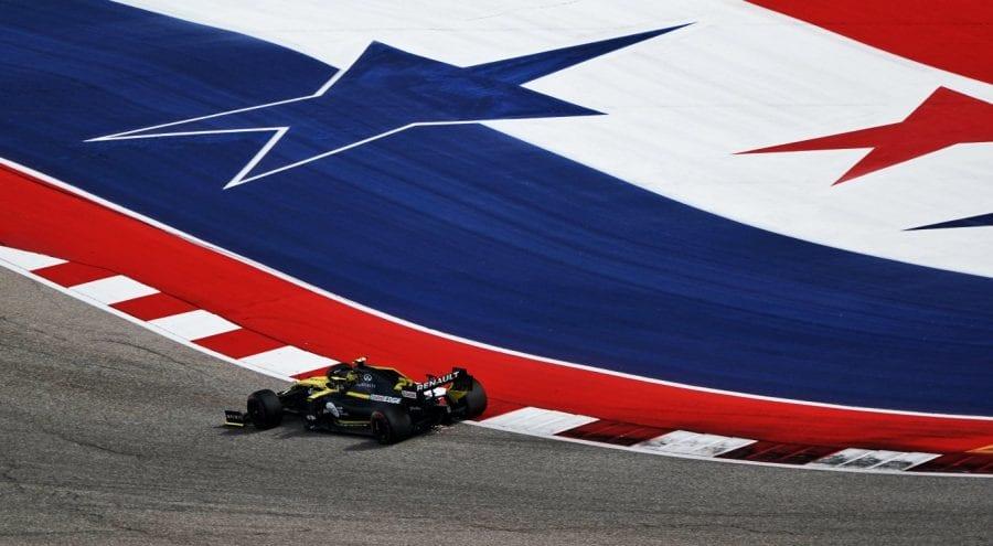 Ricciardo, noveno: