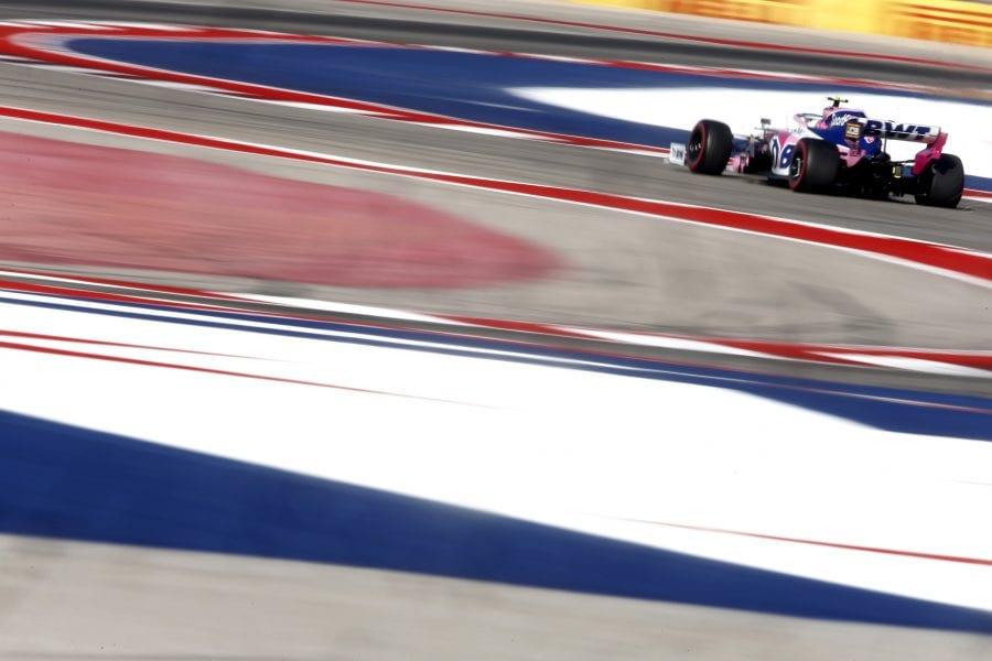 Stroll fue 14º y Pérez saldrá desde el pitlane