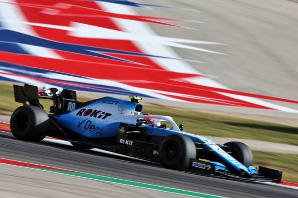 Williams llega a Interlagos pensando en 2020