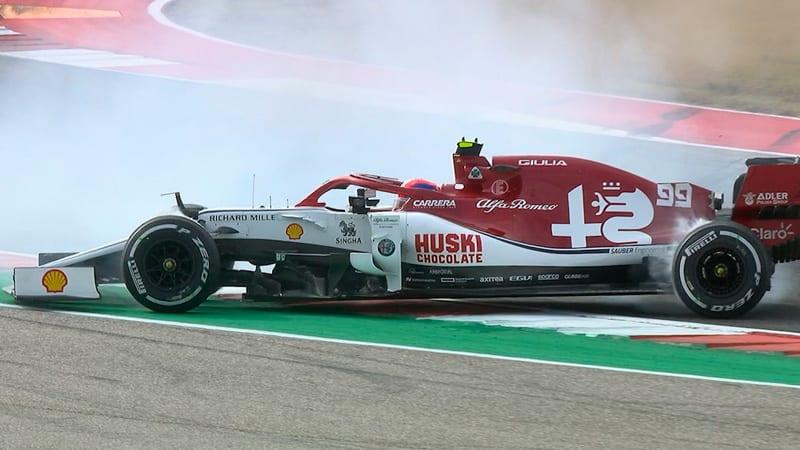 Alfa Romeo esconde sus cartas de cara al domingo