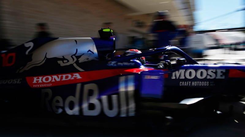 Toro Rosso apunta a la Q3 con sus dos coches