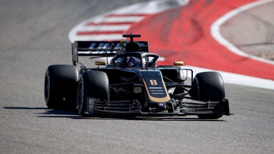 Haas finaliza sin puntos también en casa