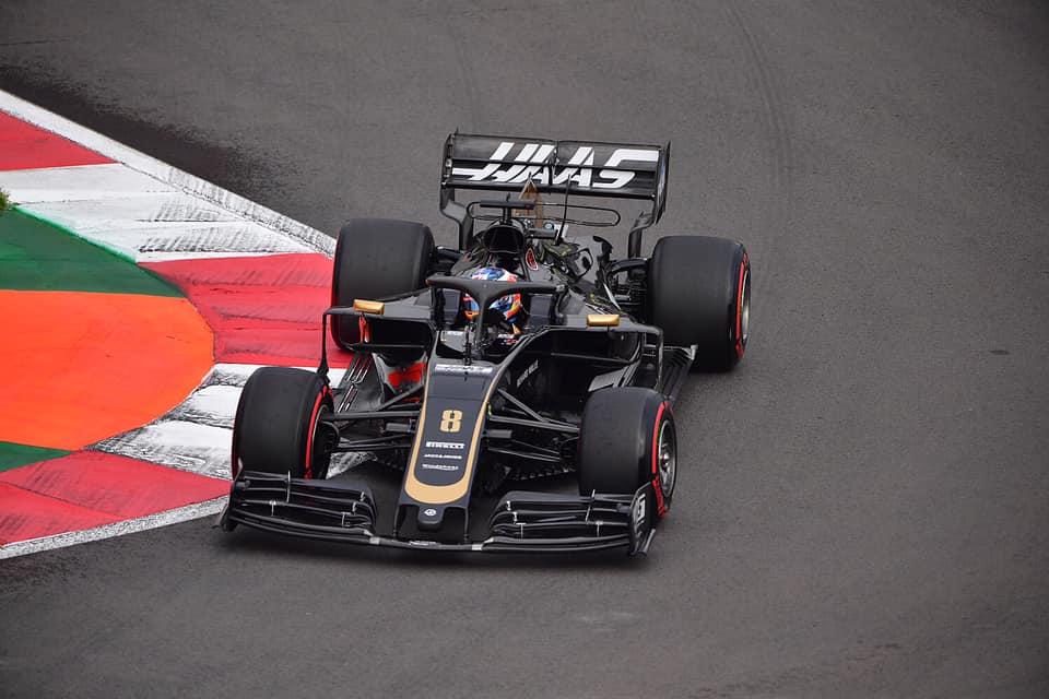 Haas llega a Austin en el peor momento de la temporada