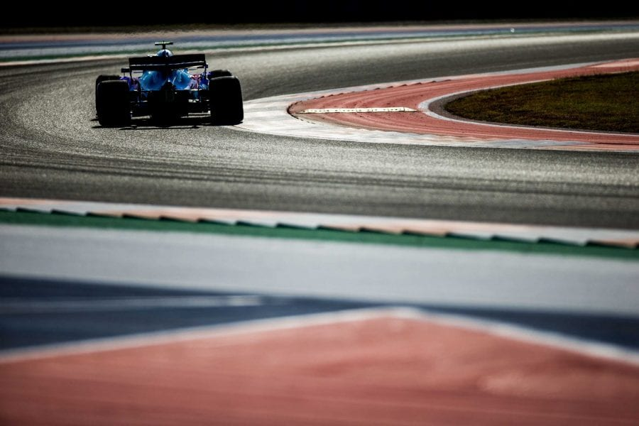 Toro Rosso alcanza la Q3 en EEUU