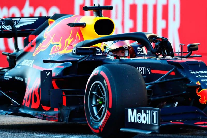 Verstappen saldrá 3º y buscará la victoria