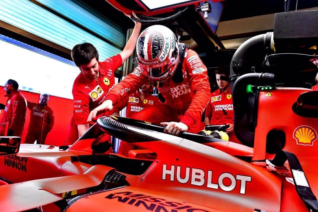 Charles Leclerc - Ferrari - 2019